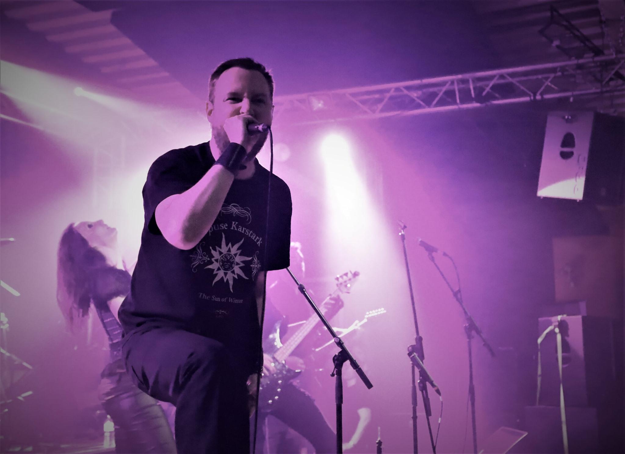 Jarlaath Penumbra official live concert