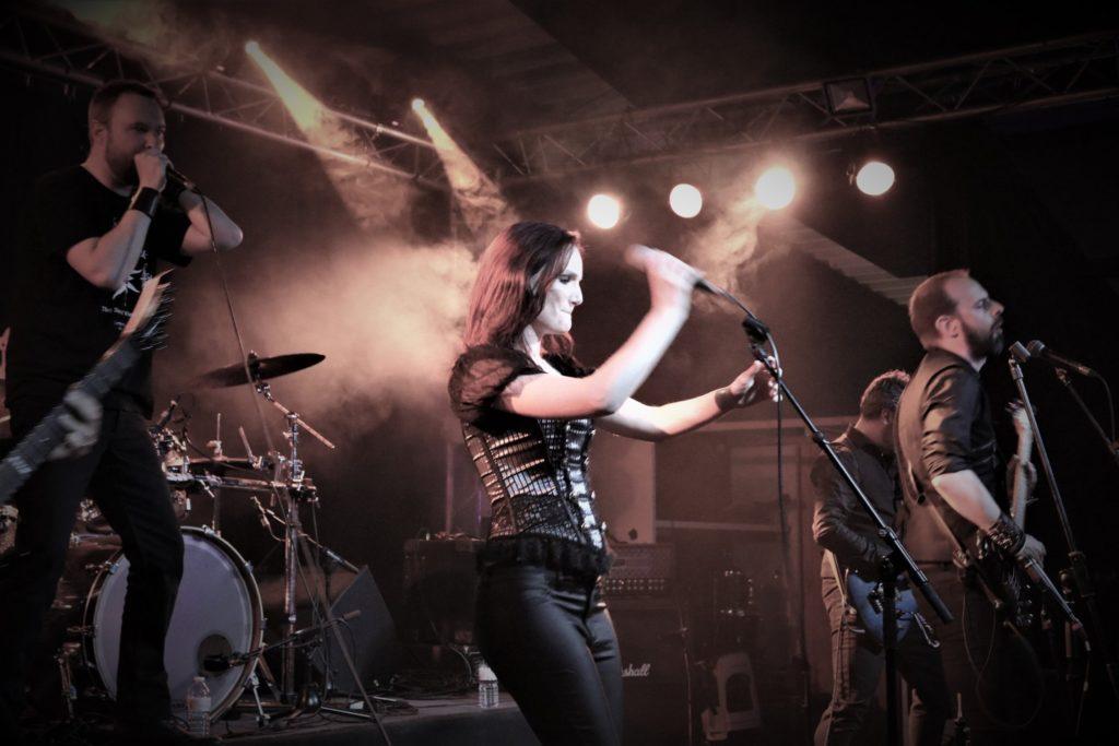 Penumbra in concert
