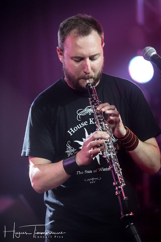 Penumbra oboe played by Jaarlath
