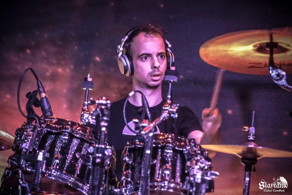 Drums Penumbra's concert